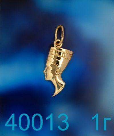 Фото - Подвеска золото 585 пробы (40013)