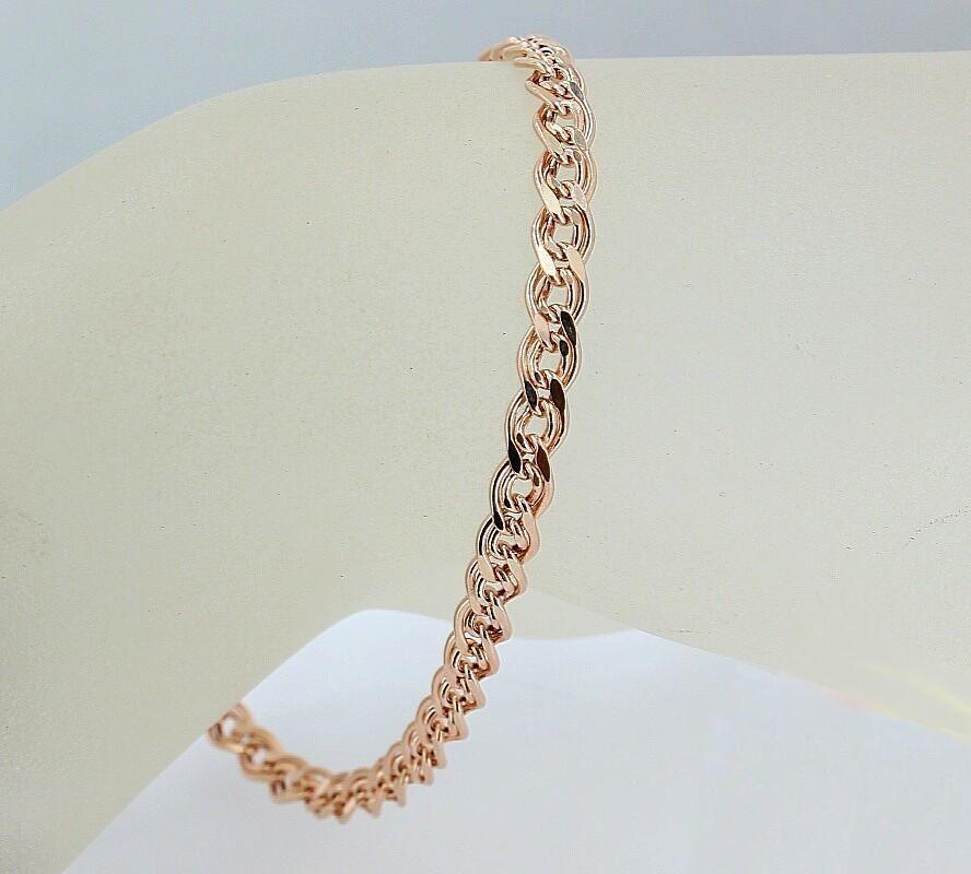 Золотой браслет Мона лиза. качественно и дёшево!