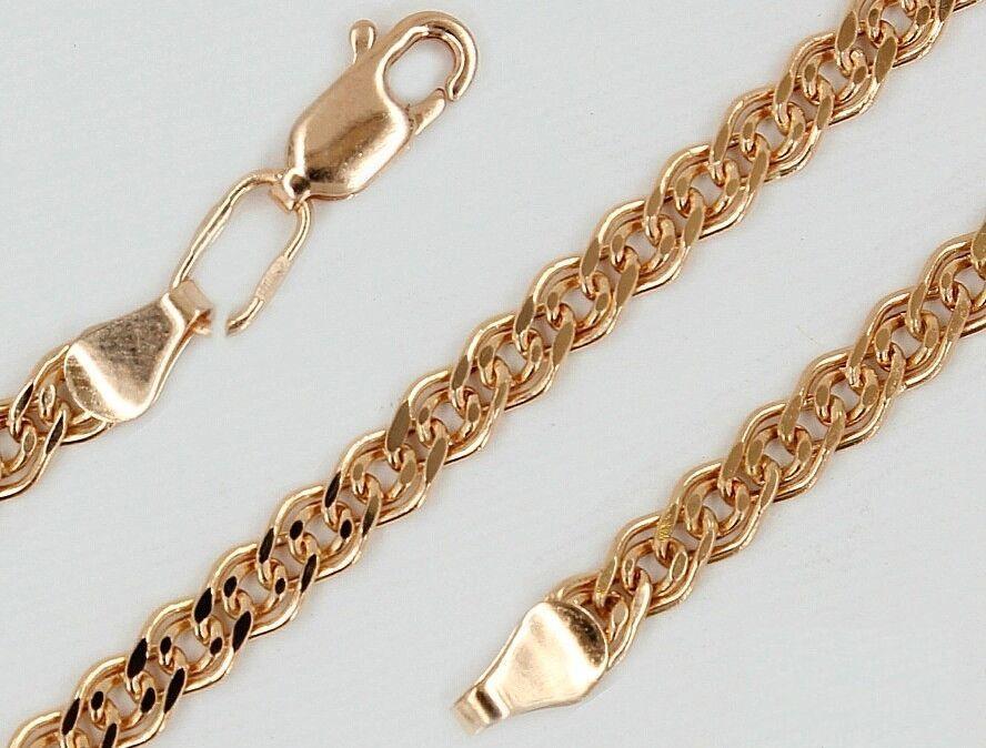 Золотая цепочка мона лиза. Любой длины