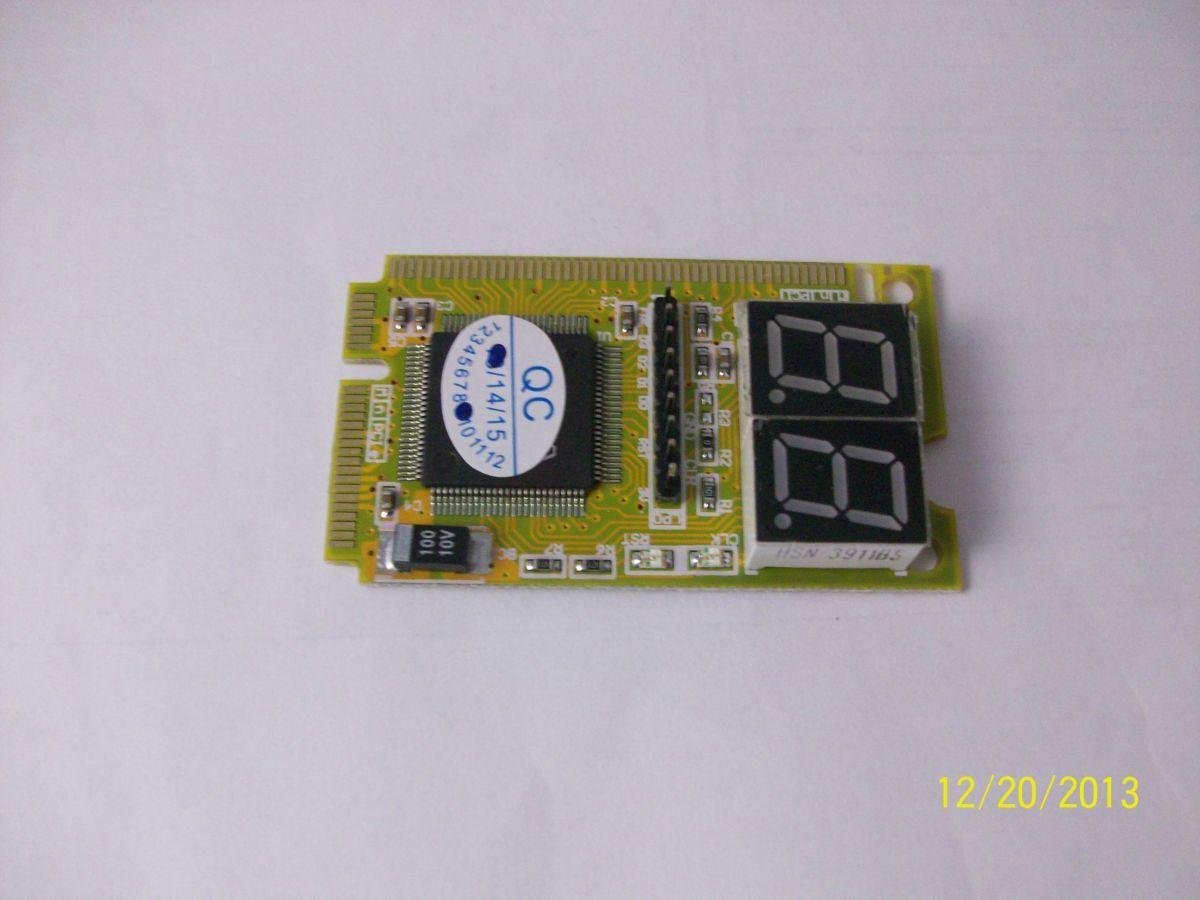 Фото - Post card пост карта ноутбуков PCI PCIe LPC