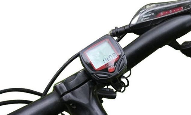 Вело компьютер велосипедный одометр спидометр