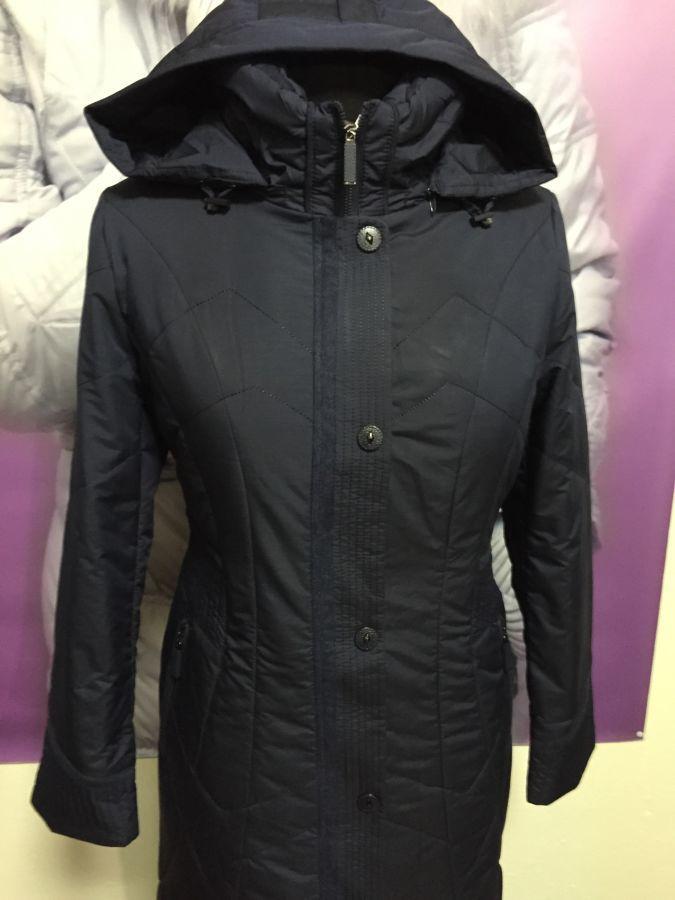 Фото 6 - пальто на синтепоне женское большие размеры