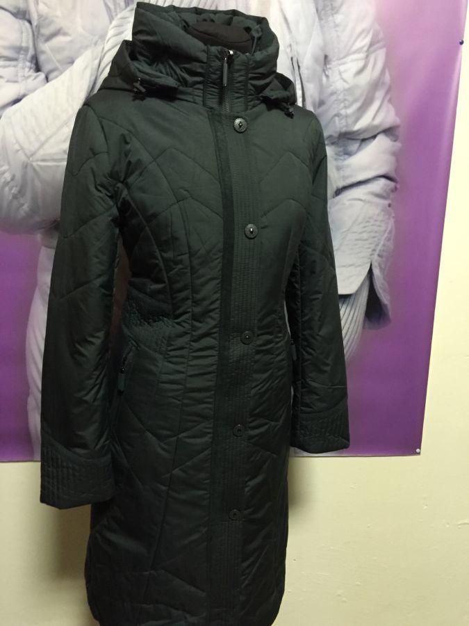 Фото - пальто на синтепоне женское большие размеры