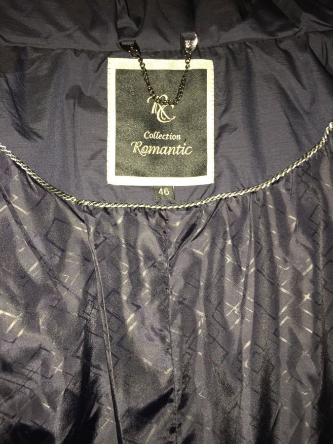 Фото 9 - пальто на синтепоне женское большие размеры