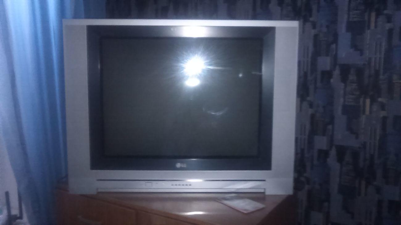 Телевизор LG и WEST 29 дюймов, в отличном состоянии