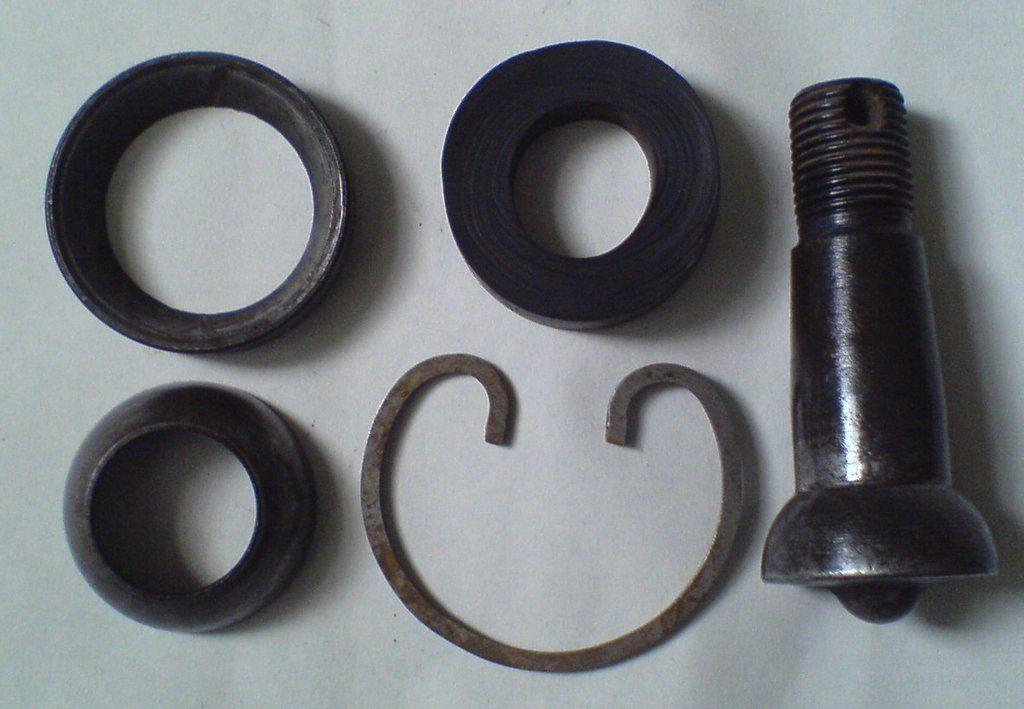 Рем. комплект рулевых тяг ГАЗ 53