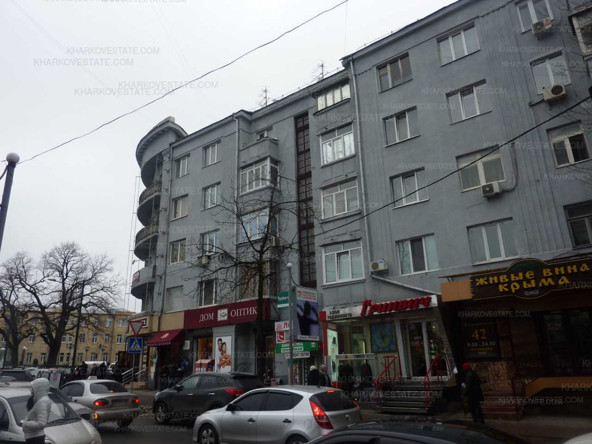 Центр магазин 0/5 S=77м2 ул.Пушкинская 42.  Без комиссии
