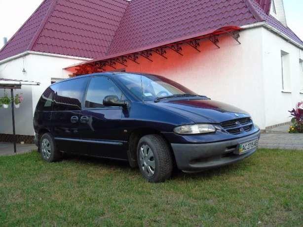 Автомобиль минивен Dodge Ram Van (пасажир-7мест).