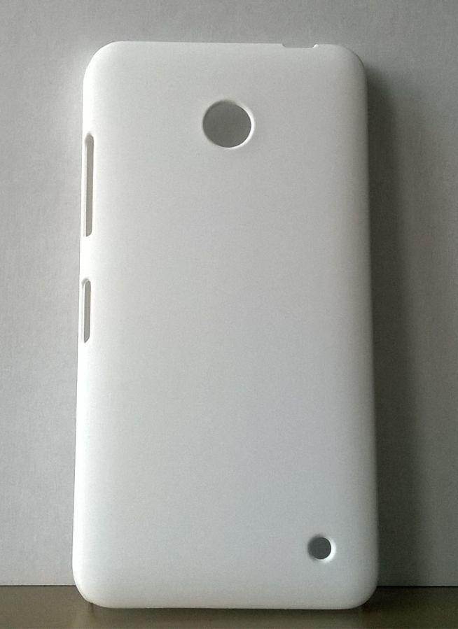 Пластиковый чехол - накладка для Nokia Lumia 630
