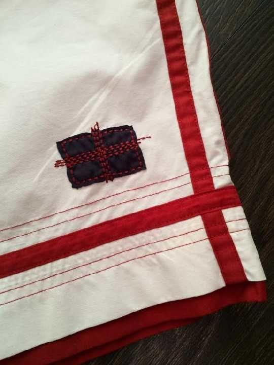Фото 5 - белые шорты NEXT381 р.L