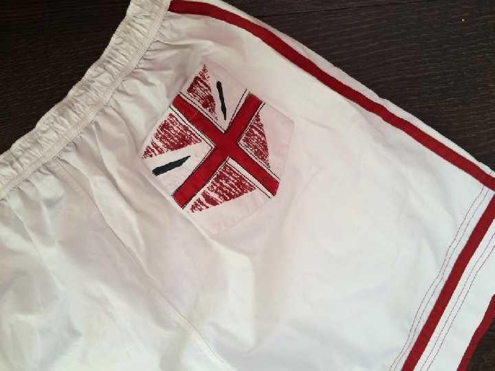 Фото 3 - белые шорты NEXT381 р.L
