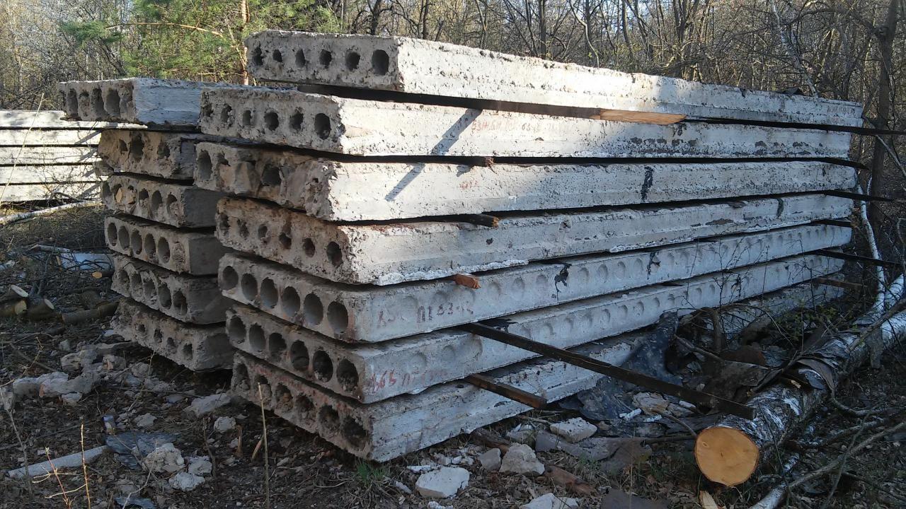 Фото 2 - Плиты перекрытий б/у купим Киев дорого.