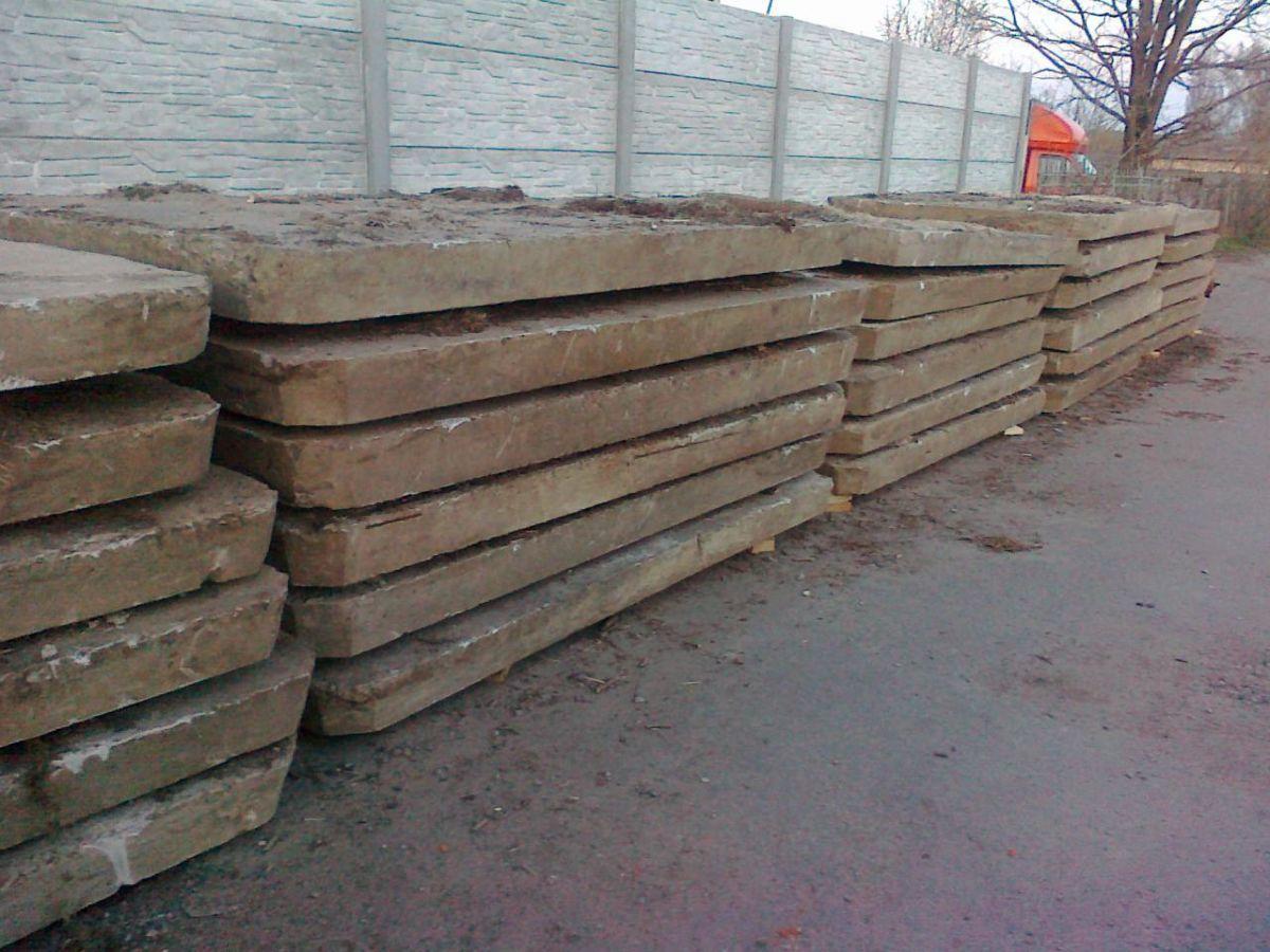 Фото 7 - Плиты заборные жби б/у купим Киев самовывоз.
