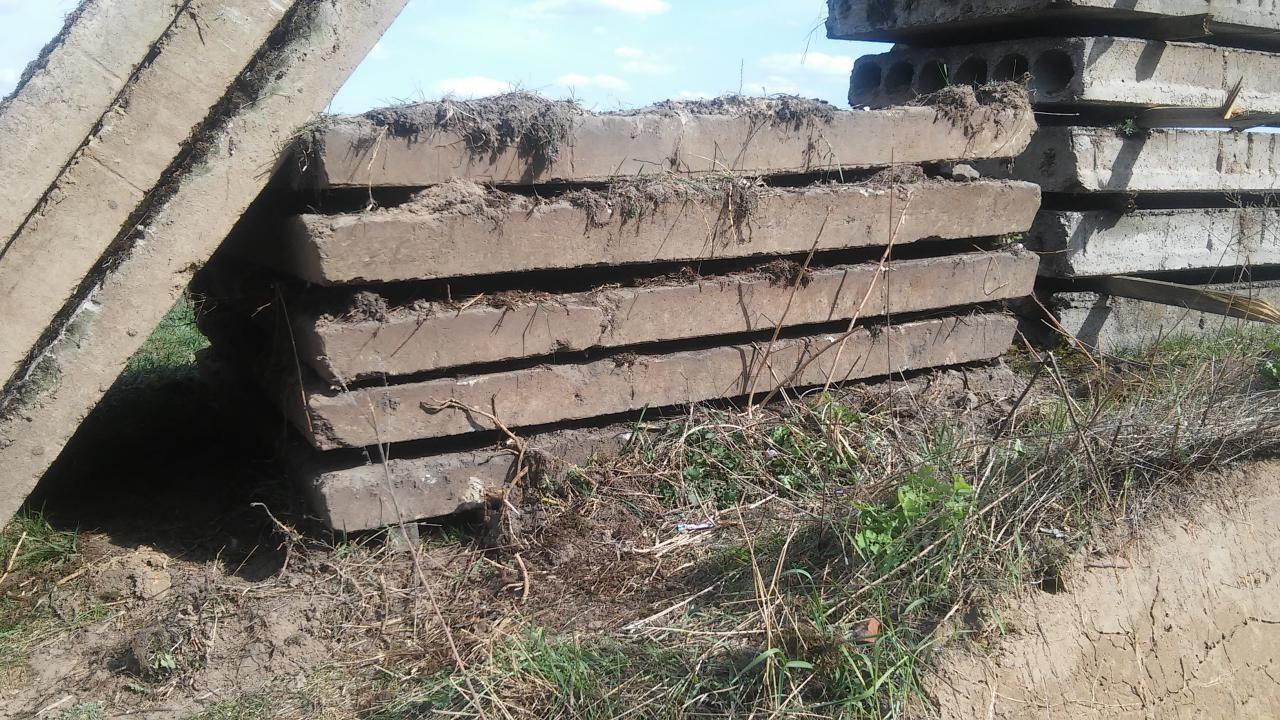 Фото 8 - Плиты силосных ям жби бу под демонтаж оптом дорого