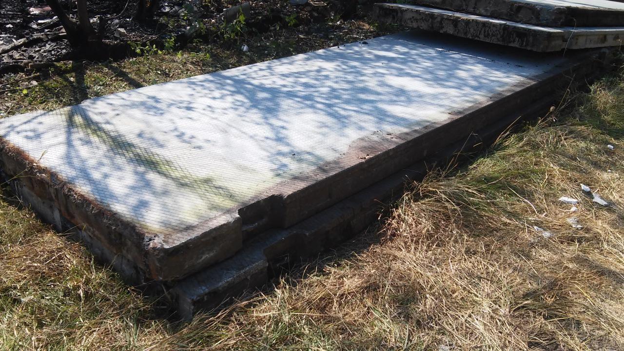 Фото 10 - Плиты силосных ям жби бу под демонтаж оптом дорого