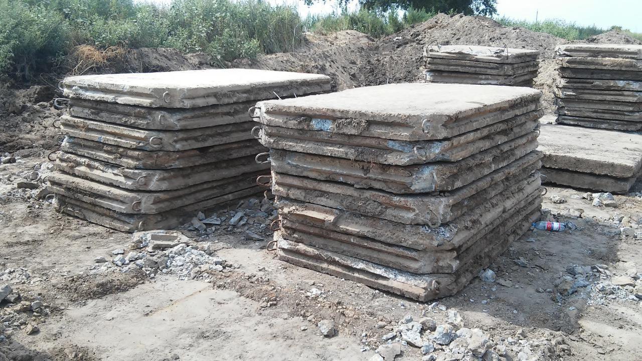 Фото 7 - Плиты силосных ям жби бу под демонтаж оптом дорого