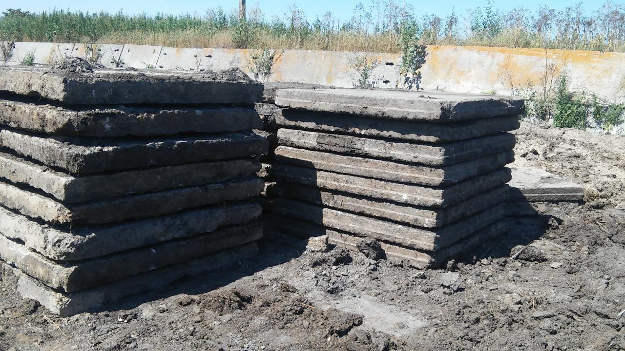 Фото 6 - Плиты силосных ям жби бу под демонтаж оптом дорого