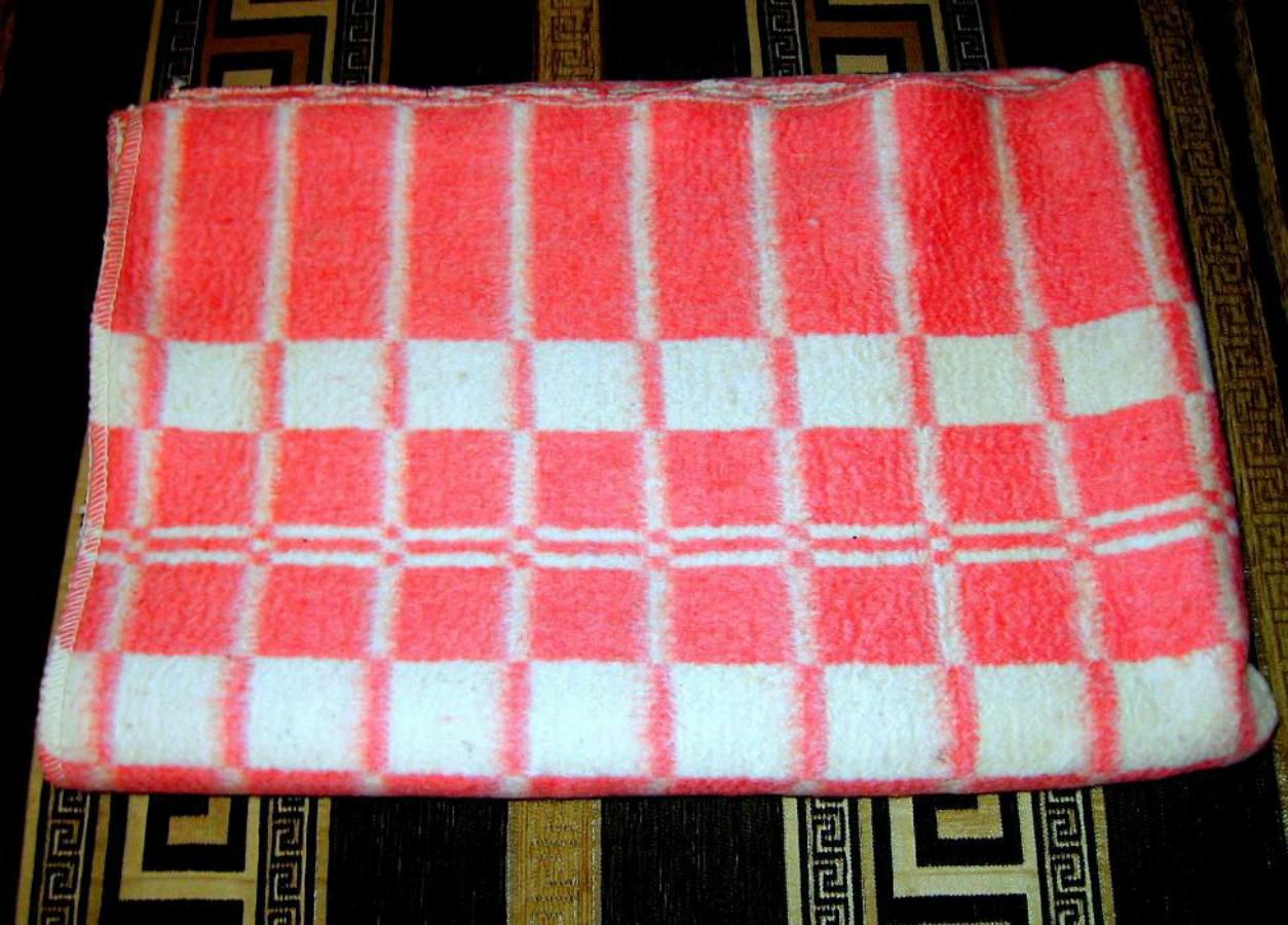 Фото 4 - Куплю одеяло байковое, производства ссср (одеяльце)