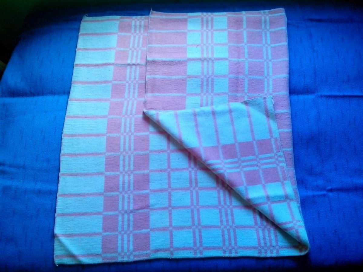 Фото 6 - Куплю одеяло байковое, производства ссср (одеяльце)