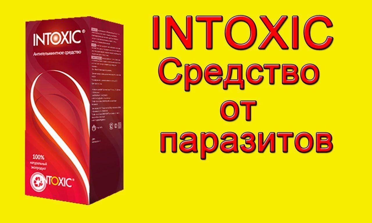 Фото 10 - Средство от паразитов Intoxic