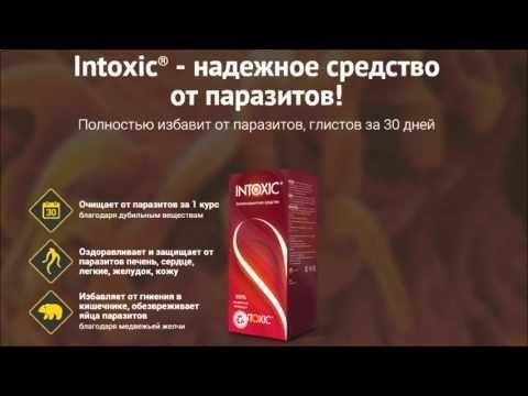 Фото 3 - Средство от паразитов Intoxic