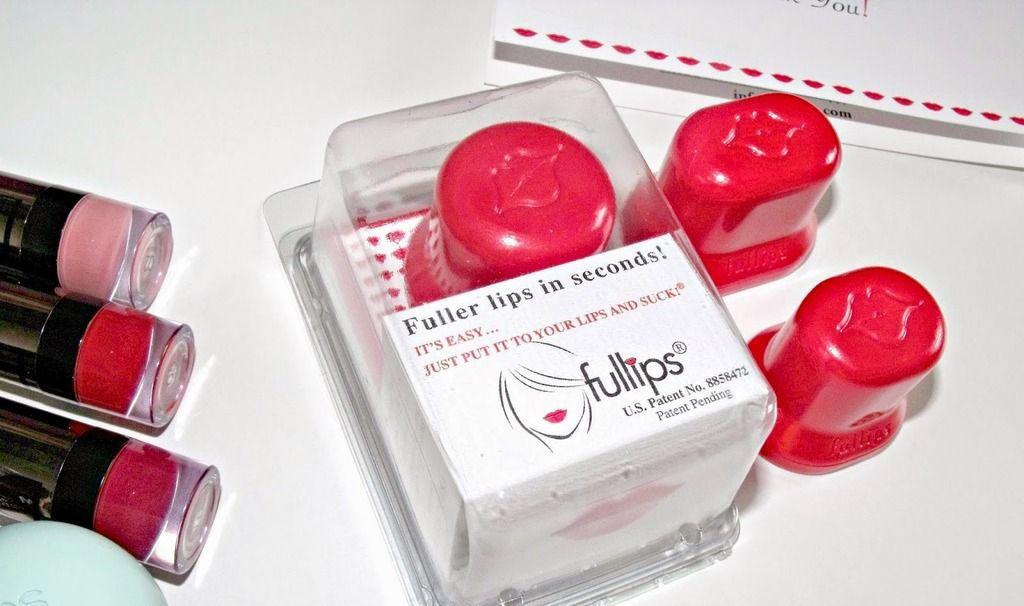 Фото 7 - Средство Фуллипс - plumper для увеличения губ.