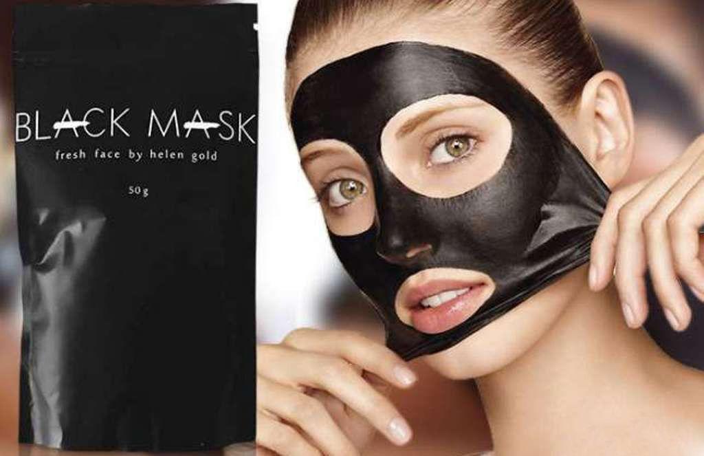 Фото - Маска-пленка для кожи лица  Black Mask