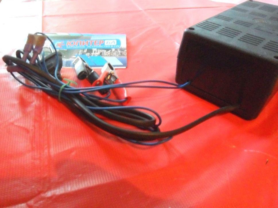 Фото 4 - Автомобильное Зарядное устройство Юпитер-М 6-12V/6A