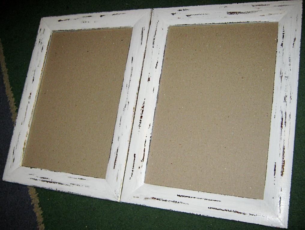 Фото 3 - Рамки из дерева в стиле прованс