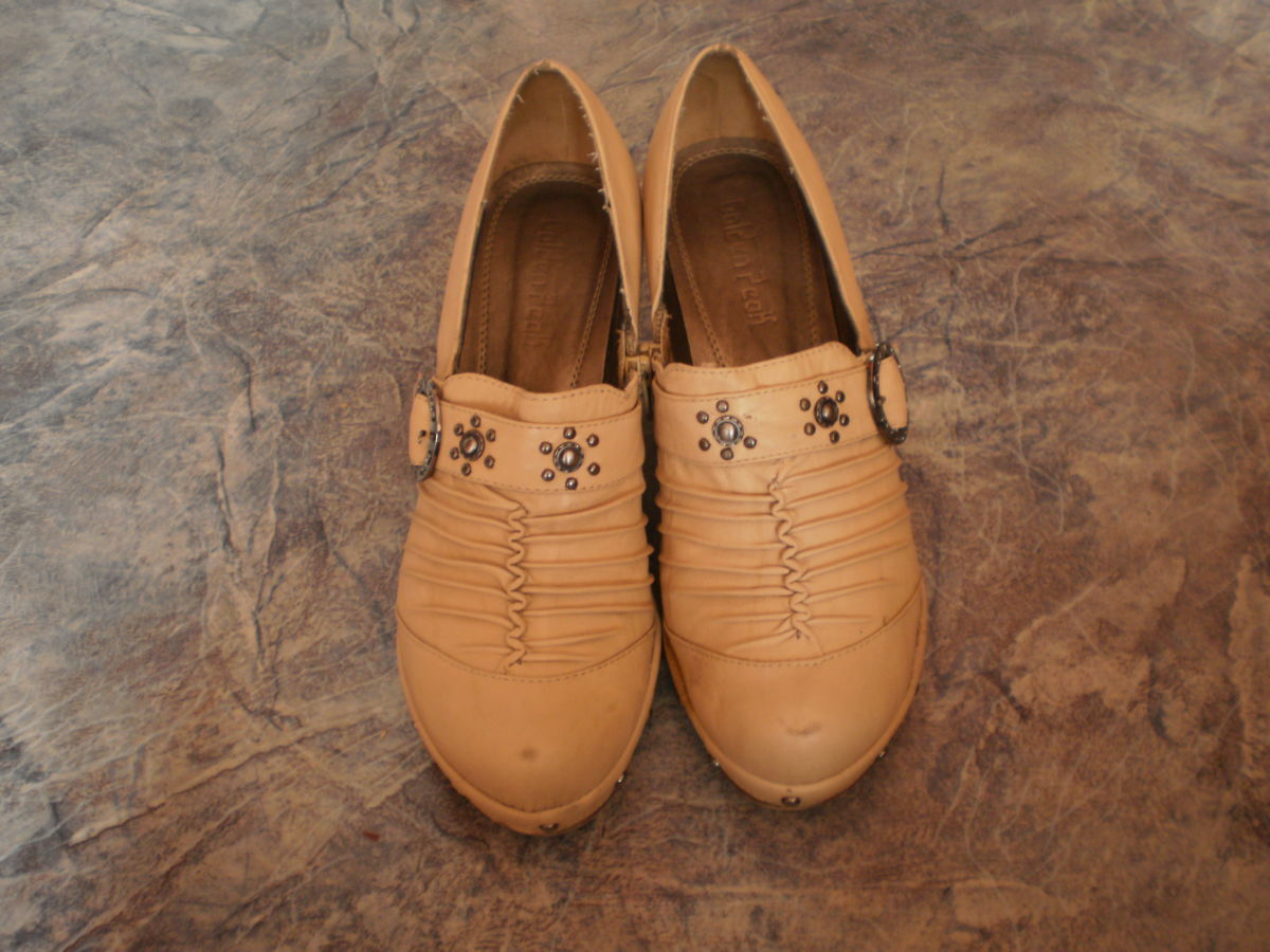 Женские туфли -ботильйоны р. 38