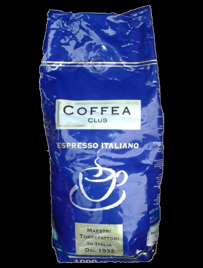 Фото - Кофе в зернах, 1000 г. Coffea Club Blue