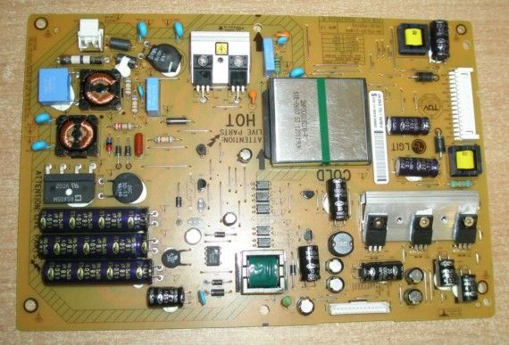 Блок питания LCD TV Philips 40PFL5606H/58 Power Supply Unit