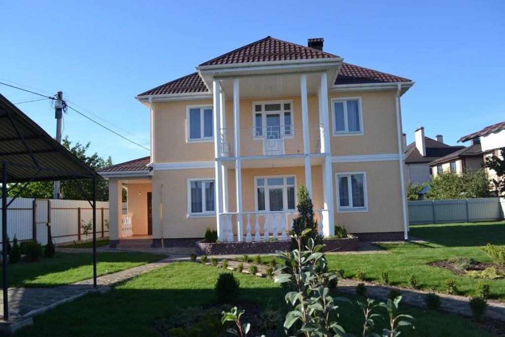 Без комиссии,Новый коттедж в 4,5 км от м. Славутич.