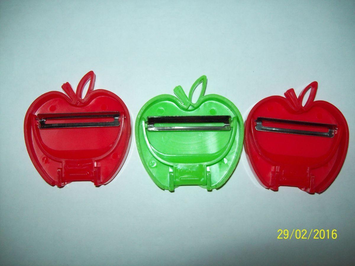 Фото 6 - Овощечистка складная - яблоко
