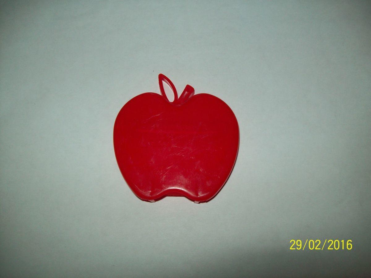 Фото 8 - Овощечистка складная - яблоко