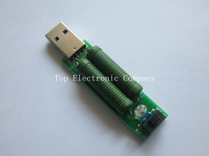 Фото - USB нагрузочный резистор Проверка заряд.устройств