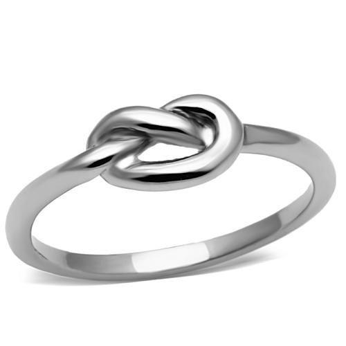 Фото - Оригинальное кольцо узел символ бесконечности