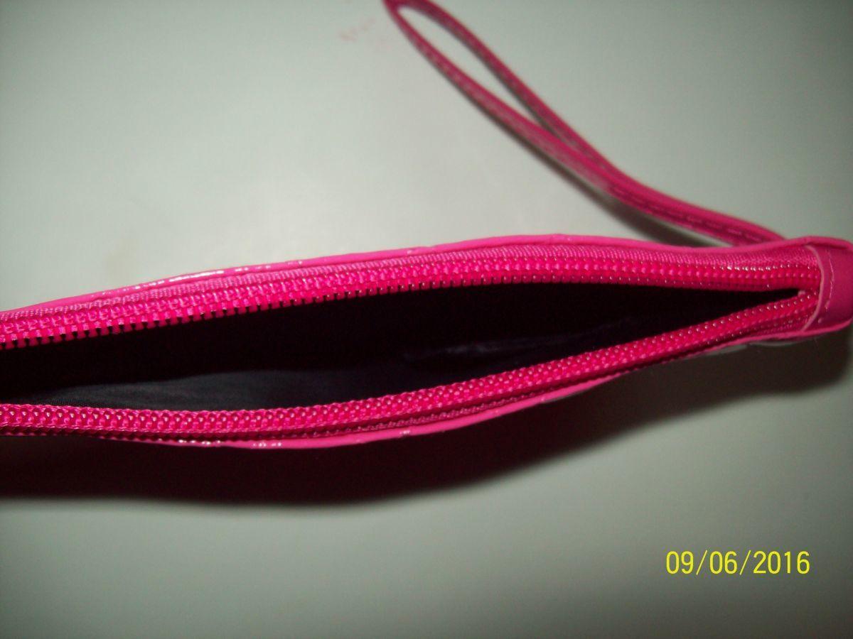 Фото 2 - Клатч розовый