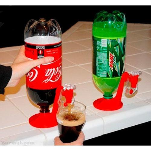 Фото - Подставка-диспенсер для бутылок
