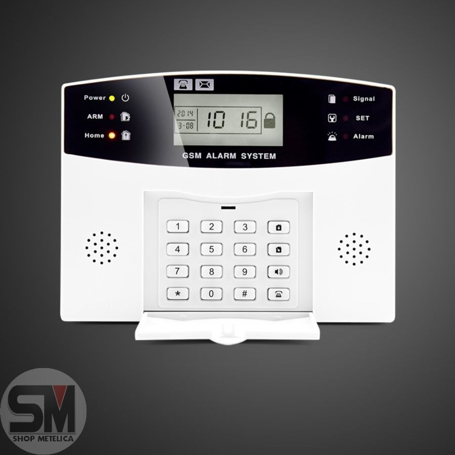 Фото 2 - Сигнализация GSM Security Alarm System А10