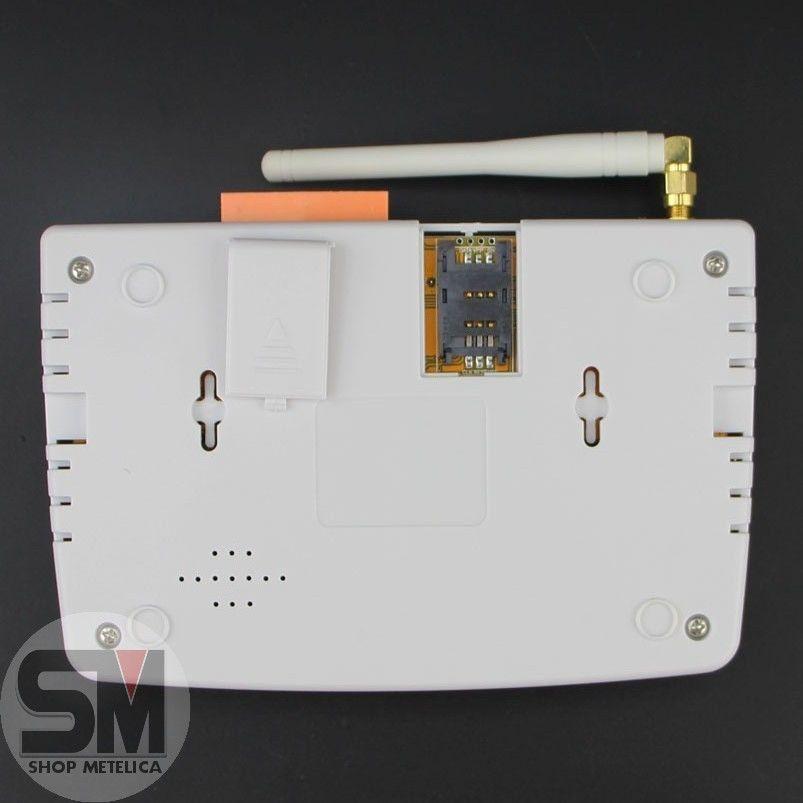 Фото 3 - Сигнализация GSM Security Alarm System (rus) G-25