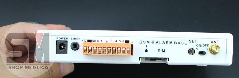 Фото 4 - Сигнализация GSM Security Alarm System (rus) G-25