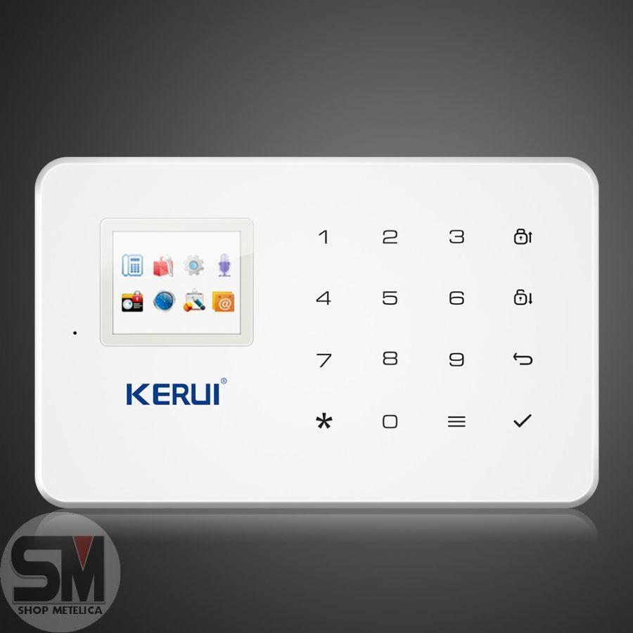 Фото 2 - Сигнализация GSM KERUI R-24 Новинка 2016 года