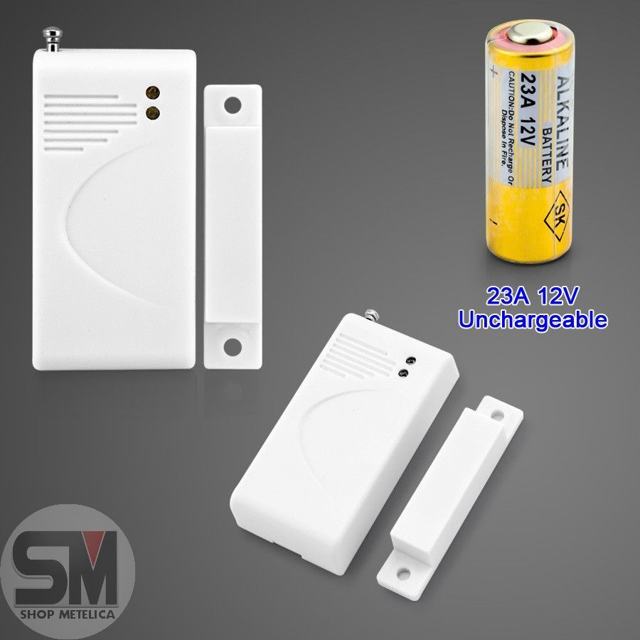 Фото 5 - Сигнализация GSM Security Alarm System (rus) G-39