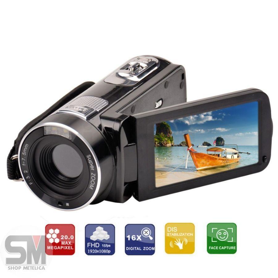 Фото - Видеокамера HD 1080 P 20MP Pamiel