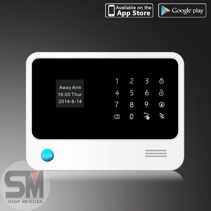 Фото 2 - Сигнализация WI-FI GSM G90B