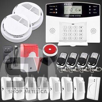 Фото - Сигнализация GSM Security Alarm System А28