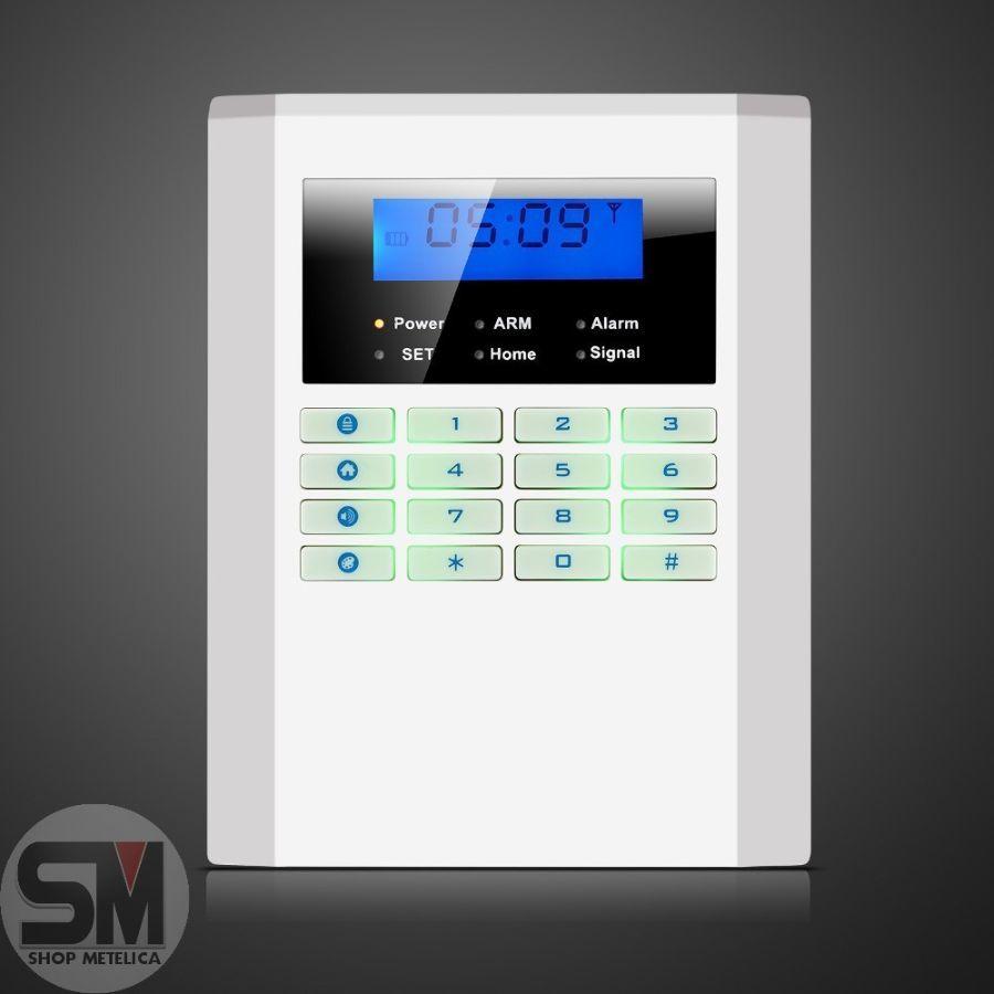 Фото 2 - Сигнализация GSM PSTN Security Alarm System B-37