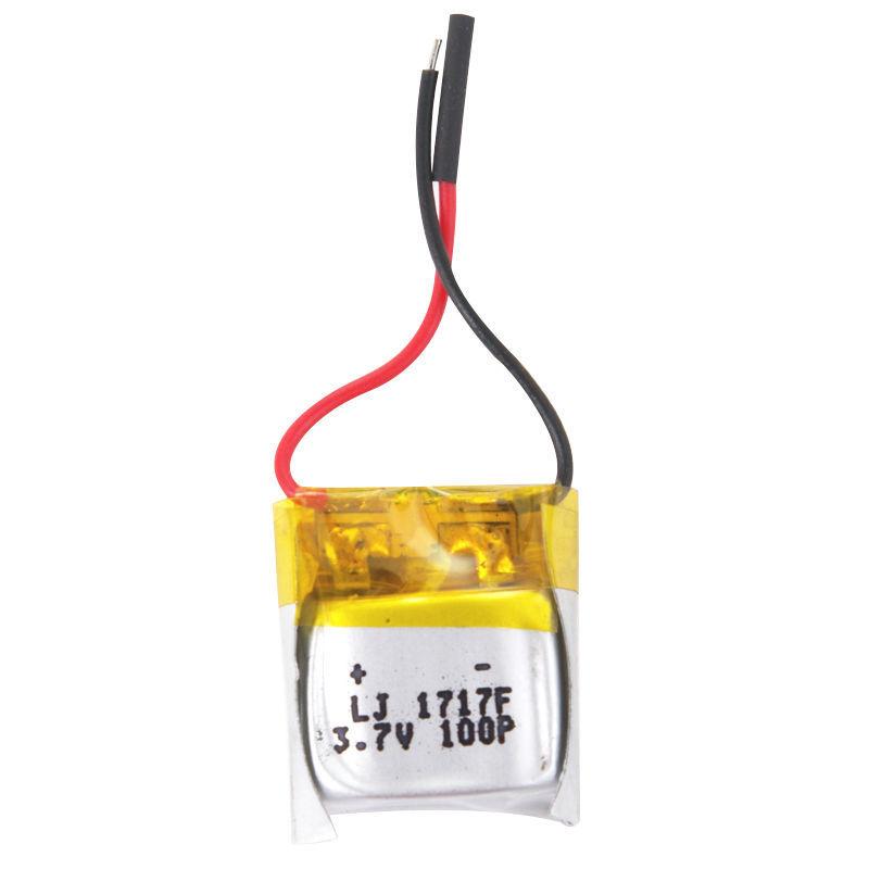 Фото - Аккумулятор для минивертолетов и квадрокоптеров100 мАн