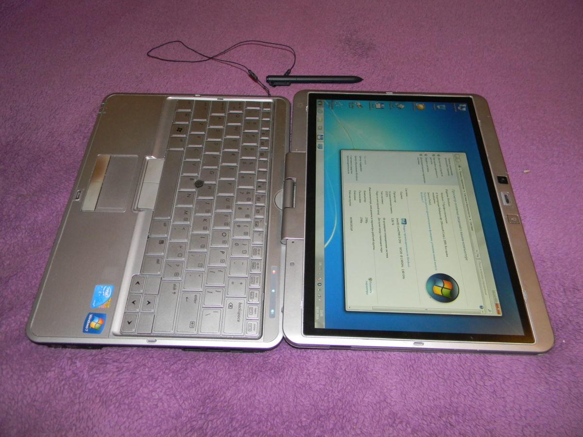 Фото 3 - 2740P: TabletPC на i5, уличный12